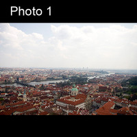 6x prague amazing city view