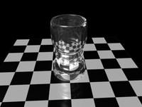 Glassshader
