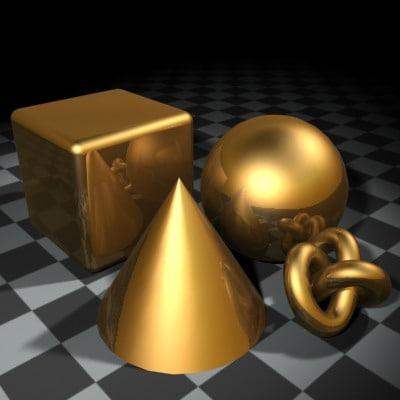 Brass Metal Texture Texture Mat Polished Brass