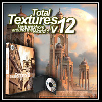 Total Textures V12:R2 - Textures from Around the World 1