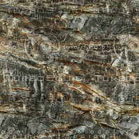 High resolution Rock Face Wall 21+Normal Map