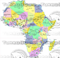 africa mapv9.cdr