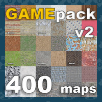 400 maps - gamePack v2