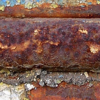 Rust and Chipped Paint