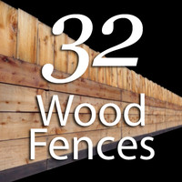 Wood_Fences.zip