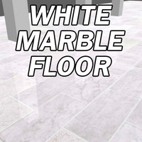 White Marbre Floor Texture -----------------  High Resolution