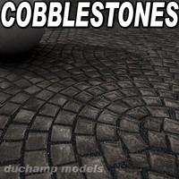 Cobblestone complex texture
