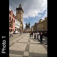 2x Central Prague