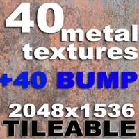 40 metal + 40 bump