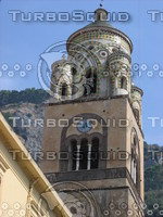 Bell tower, Amalfi 0247.JPG