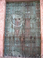 Bronze Duomo door cast in Constantinople 1066, Amalfi 0260.JPG