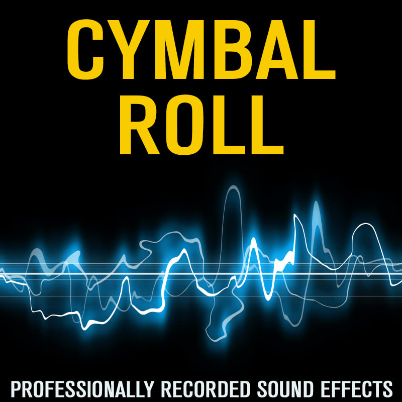 sound wav cymbal roll effects. Black Bedroom Furniture Sets. Home Design Ideas