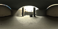 Cement Room 6 HDRI