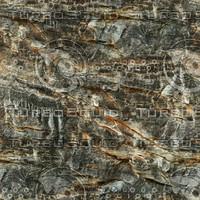 Medium resolution Rock Face Wall 21+Normal Map