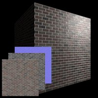 Tileable Brick 01