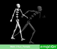 emo0003-Walk 2 Run_Female