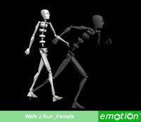 emo0003-Walk 2 Run_Female