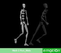 emo0003-Walk 2 Run_Male