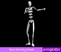 emo0004-Disco Dancing_Female