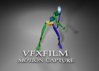 (4 bvh files) Action, walking with gun, Motion Capture