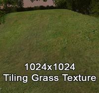 Tiling Grass