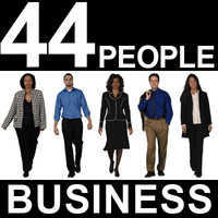 44 Business People Textures