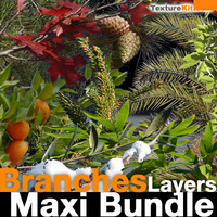 Branches Layers Maxi Bundle
