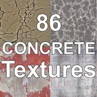 86 CONCRETE TEXTURES