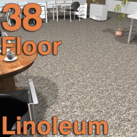 Floor Linoleum Set