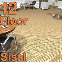 Floor Sisal Set