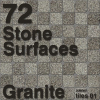 StoneSurfaces Granite Tiles Set 1