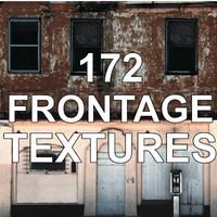 172 SHOP BUILDING FRONT TEXTURES