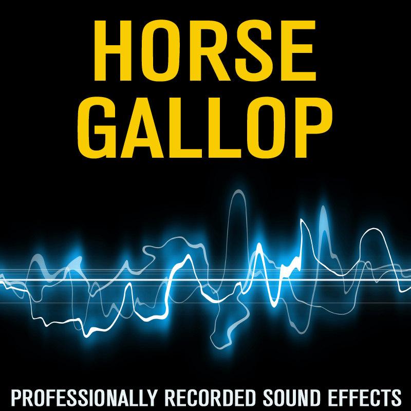 Sound wav horse gallop effect - photo#35
