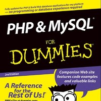 JANET VALADE - PHP And MySQL For Dummies (2 edition).pdf