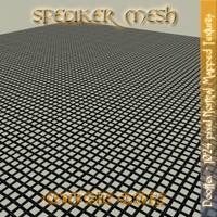 Speaker Mesh.zip
