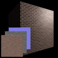Tileable Brick 02