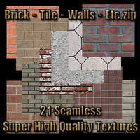 Brick - Tile - Walls - Etc.zip