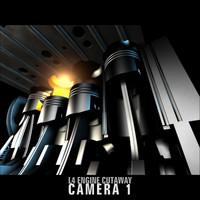 L4 Engine Cutaway Animations