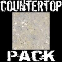10 Countertop Textures Pack
