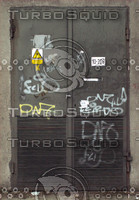 Steel doors