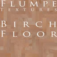 Floor - Birch 2