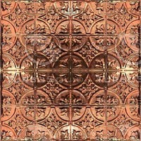 Pelican Bronze Ceiling