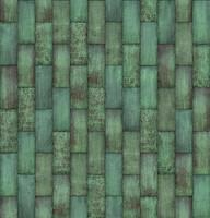 verdigris roof