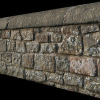 Stone wall 005