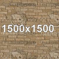 Stone wall 011