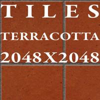 Tiles - Terracotta 2