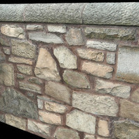 Stone wall 003