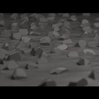 Abrasive grains generator