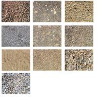 Ground Texture: gravel, dirt