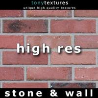 Stone Wall Brick 008